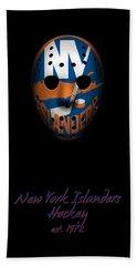New York Islanders Established Hand Towel