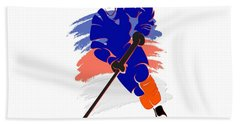 New York Islanders Player Shirt Hand Towel