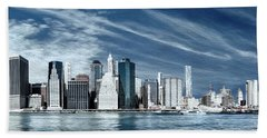 New York One Hand Towel