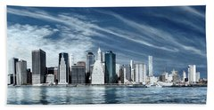 New York Two Hand Towel