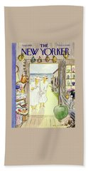 New Yorker August 6 1949 Bath Towel