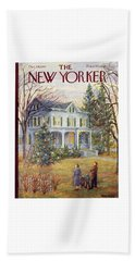 New Yorker December 14 1957 Hand Towel