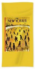New Yorker January 17 1953 Bath Towel