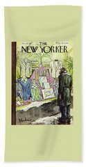 New Yorker January 18 1941 Bath Towel