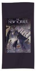 New Yorker January 19 1952 Bath Towel