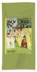 New Yorker June 10 1950 Bath Towel