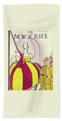 New Yorker June 21 1941 Bath Towel