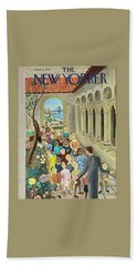 New Yorker June 7 1941 Bath Towel