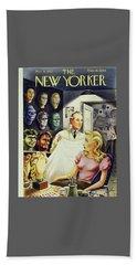 New Yorker March 16 1946 Bath Towel