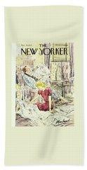 New Yorker March 21 1953 Bath Towel