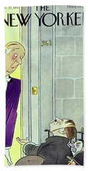 New Yorker November 22 1941 Bath Towel
