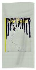 New Yorker November 30 1957 Bath Towel