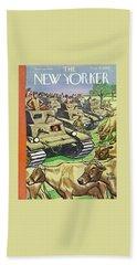 New Yorker September 20 1941 Bath Towel