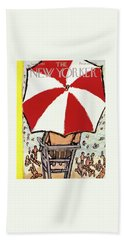 New Yorker September 5 1953 Bath Towel