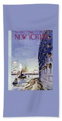 New Yorker September 8 1945 Bath Towel