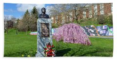 Newburgh's Dr. Martin Luther King Memorial Hand Towel