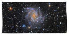 Ngc 6946, The Fireworks Galaxy Hand Towel