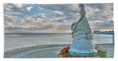 New Hampshire Marine Memorial Bath Towel