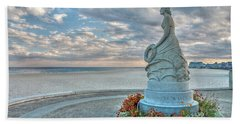 New Hampshire Marine Memorial Bath Towel