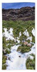 Niagra Springs Idaho Journey Landscape Photography By Kaylyn Franks  Hand Towel