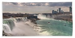 Niagra Waterfalls Hand Towel