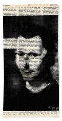 Niccolo  Machiavelli Hand Towel