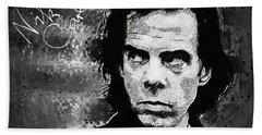 Nick Cave Hand Towel