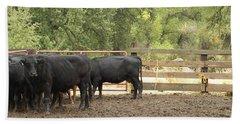 Nick Shipping Cattle Bath Towel