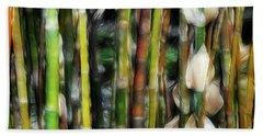 Nightly Bamboo Jungle Hand Towel