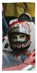 Niki Lauda. 1977 Austrian Grand Prix Hand Towel