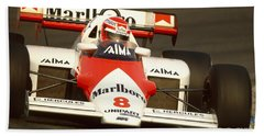 Niki Lauda. 1984 Dutch Grand Prix Bath Towel