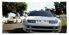 Nissan 300zx Bath Towel