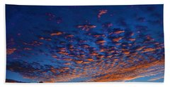 Nitrogen Sunrise Hand Towel
