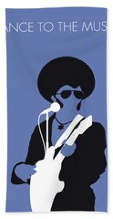 No088 My Sly And The Family Stone Minimal Music Poster Hand Towel