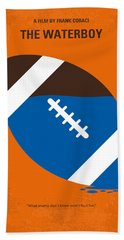 No580 My The Waterboy Minimal Movie Poster Hand Towel