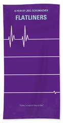 No841 My Flatliners Minimal Movie Poster Hand Towel