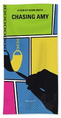 No910 My Chasing Amy Minimal Movie Poster Hand Towel