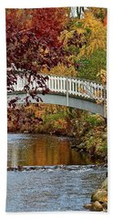 Normandy Village Hand Towel