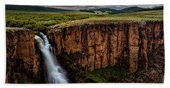 North Clear Creek Falls Hand Towel