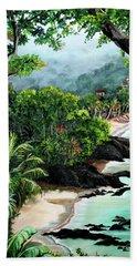 North Coast Tobago Bath Towel