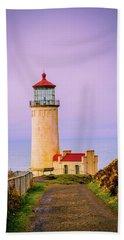 North Head Lighthouse Hand Towel