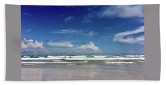North Padre Island Beach Bath Towel