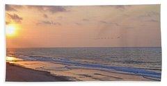North Topsail Beach Glory Bath Towel