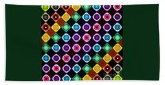 Northern Lights Hand Towel