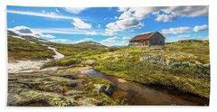 Norway Landscape Bath Towel
