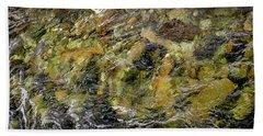 Norwegian Stream Bath Towel by KG Thienemann
