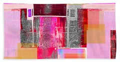 Bath Towel featuring the digital art Not All In Heaven I Have Hated by Danica Radman