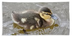 Not So Ugly Duckling Hand Towel