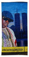 Notorious B.i.g. Bath Towel