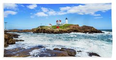 Nubble Light 1x2 Bath Towel